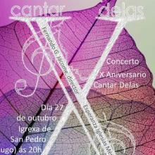 Concerto X Aniversario (27/10/2018)